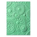 Sizzix 3-D Textured Impressions Embossing Folder Mosaic...