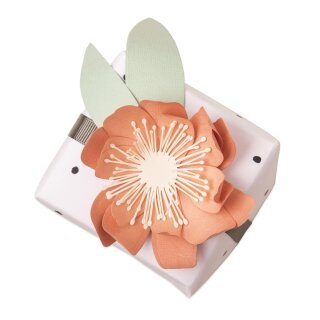 Sizzix Thinlits Die Set 8PK  Tulip by Jennifer Ogborn