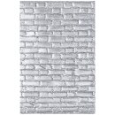 Sizzix 3-D Texture Fades Embossing Folder Brickwork by...