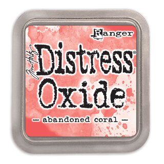 Distress Oxide Pad Abandoned Coral