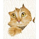 DIAMOND DOTZ Kitten Peek 37x45 cm
