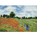 DIAMOND DOTZ Poppy Fields 57x41 cm