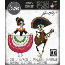 Thinlits Die Set 21PK Day of the Dead Colorize by Tim Holtz
