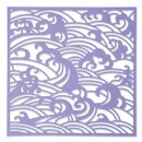 Sizzix Thinlits Die -  Mystical Seascape Olivia Rose