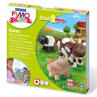 FIMO kids form & play Farm/ Bauernhof