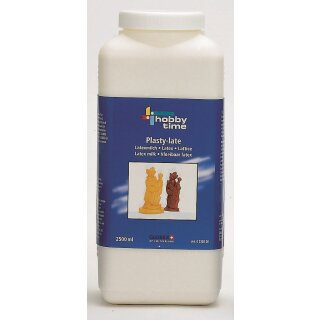 Glorex Plasty-late Latexmilch 2500ml